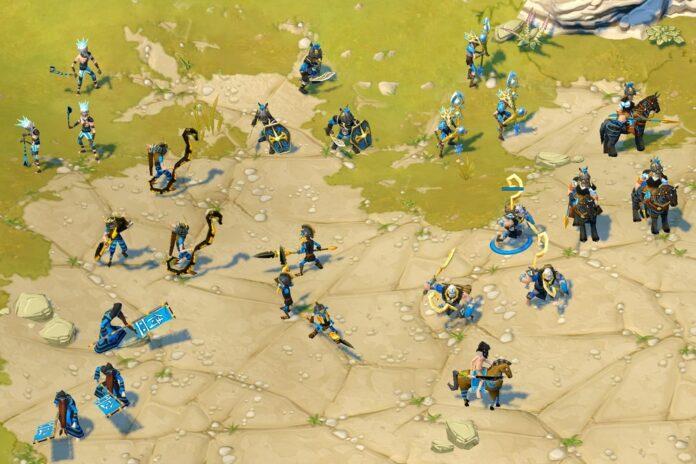 Spil Age of Empires Online gratis