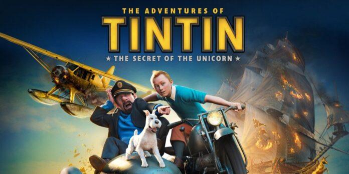 Tintin som computerspil